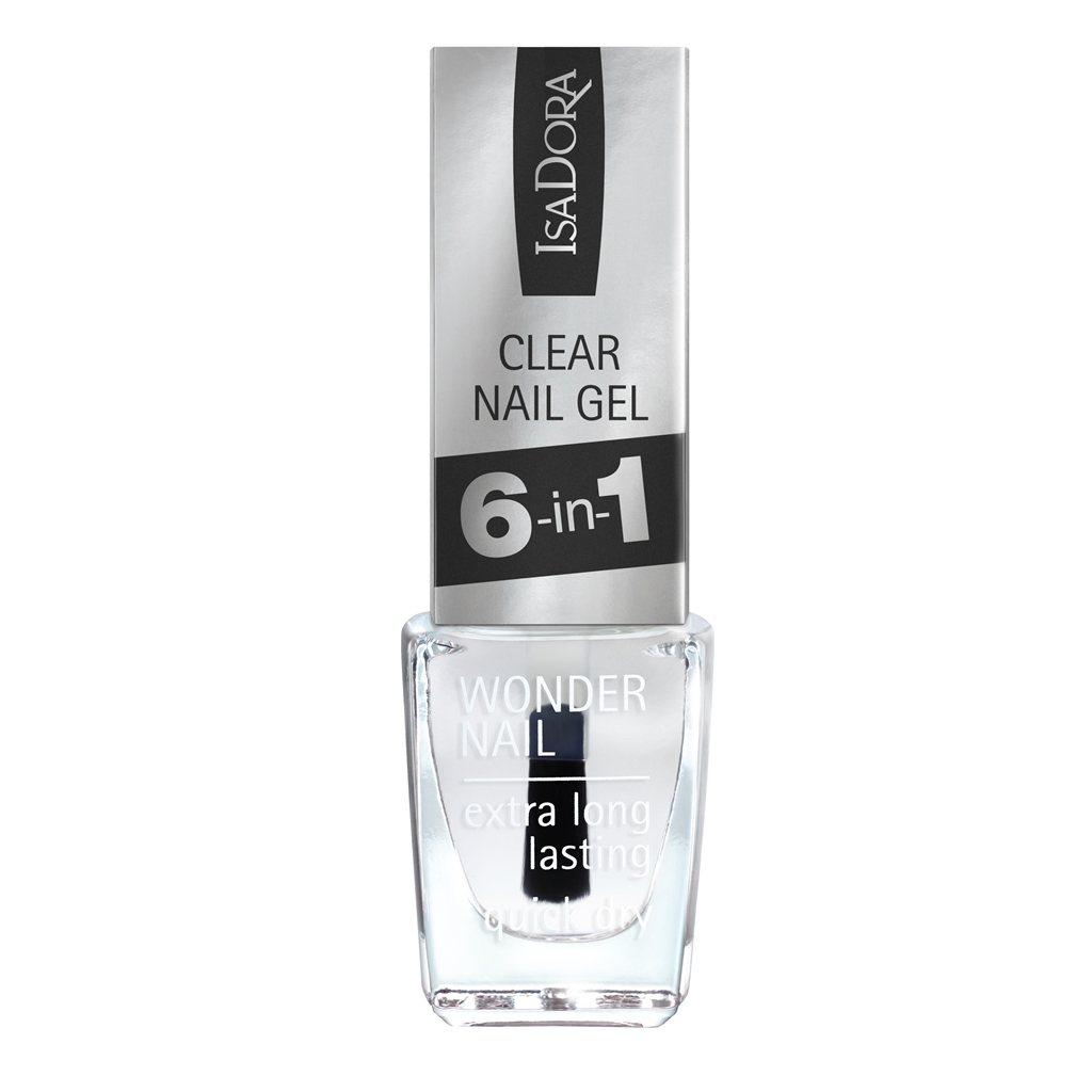 697-Clear Nail Gel 6-In-1