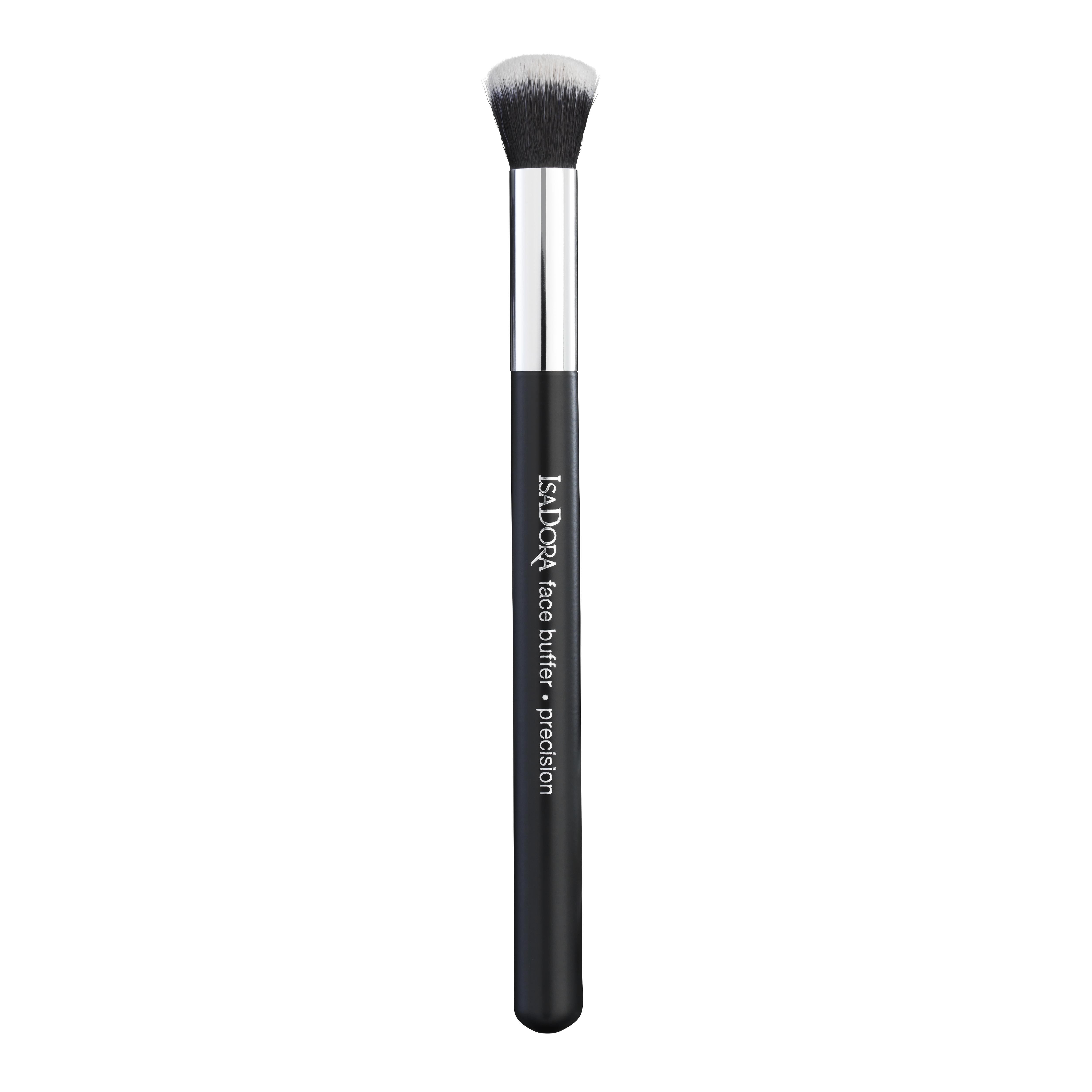 Face Buffer Brush Precision